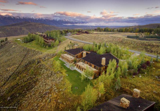 1605 N Amangani Drive, Jackson, WY 83001 (MLS #18-1462) :: West Group Real Estate