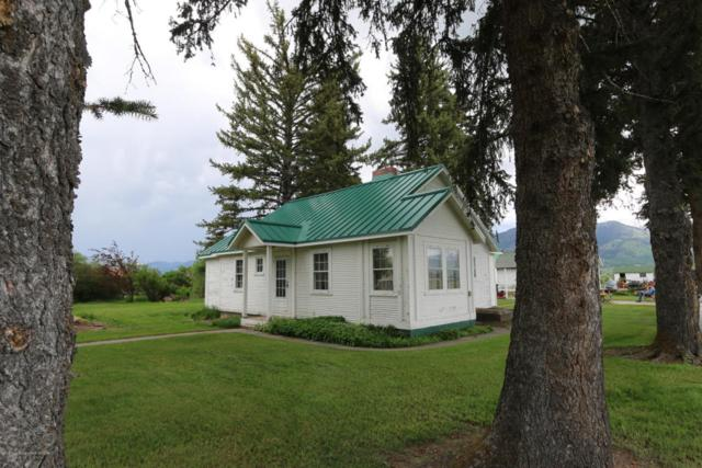 514 County Rd 114, Freedom, WY 83120 (MLS #18-1492) :: Sage Realty Group
