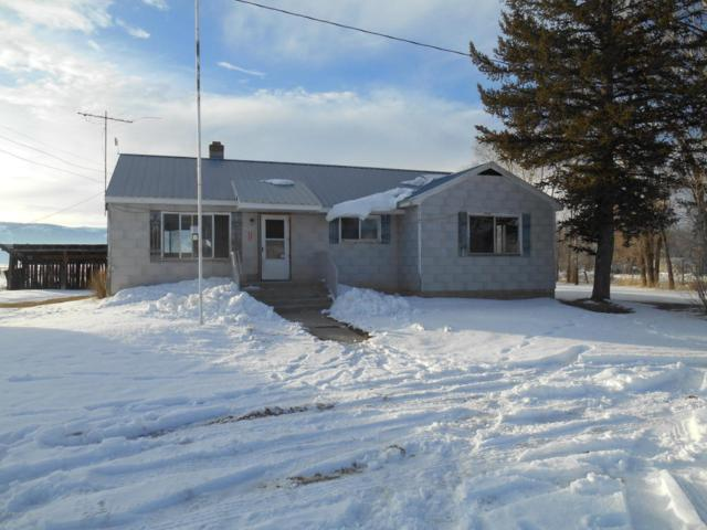401 3RD WEST ST., Auburn, WY 83111 (MLS #18-15) :: West Group Real Estate