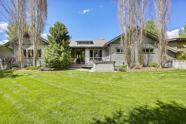 1940 W Homestead Drive, Jackson, WY 83001 (MLS #18-1524) :: Sage Realty Group