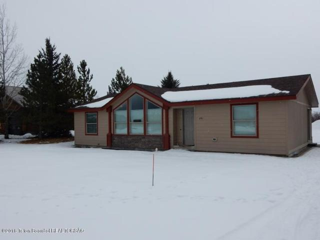 690 E Howard Ave, Driggs, ID 83422 (MLS #18-153) :: Sage Realty Group