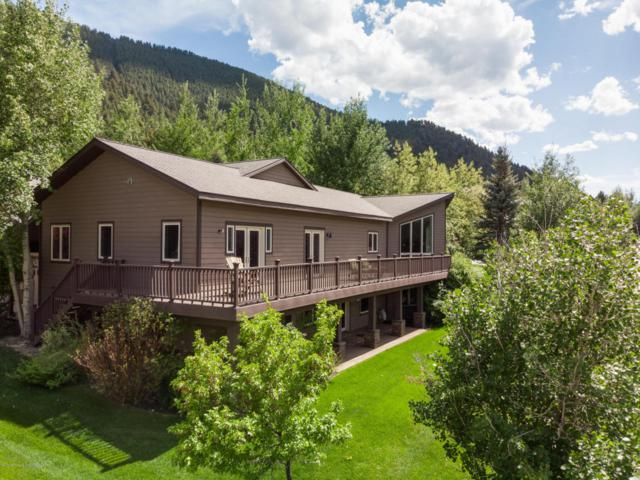650 Lariat Loop, Jackson, WY 83001 (MLS #18-1561) :: Sage Realty Group