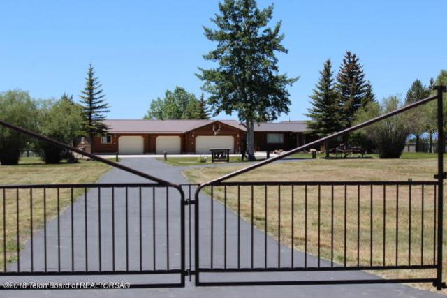 23 C B Ln, Pinedale, WY 82941 (MLS #18-1707) :: Sage Realty Group