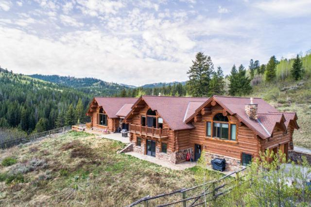 4020 W Bronco Rd, Wilson, WY 83014 (MLS #18-1715) :: Sage Realty Group