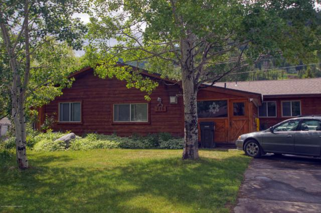 470 E Hansen Ave, Jackson, WY 83001 (MLS #18-1724) :: Sage Realty Group