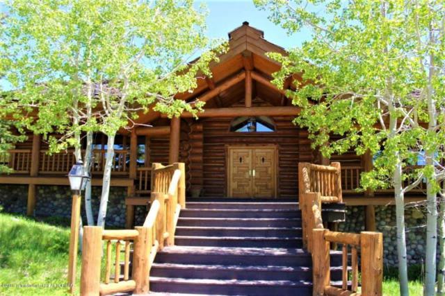 12800 Miner Creek Road, Bondurant, WY 82922 (MLS #18-1733) :: Sage Realty Group
