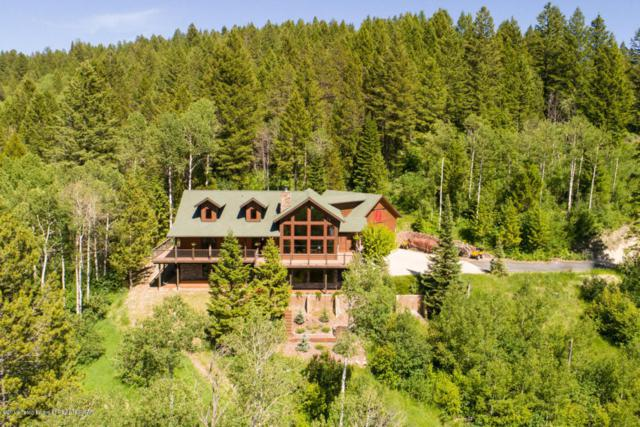 835 Trail Ridge Rd, Alpine, WY 83128 (MLS #18-1764) :: West Group Real Estate