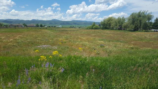 Wild Flower Estates, Afton, WY 83110 (MLS #18-1765) :: Sage Realty Group