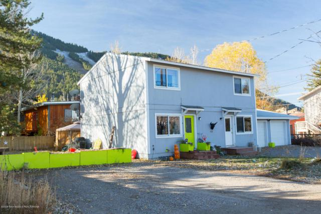 627 E Hall Ave, Jackson, WY 83001 (MLS #18-2012) :: Sage Realty Group