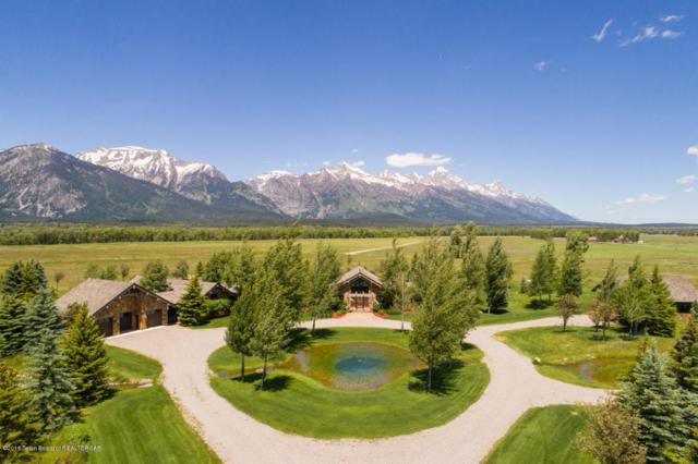 Address Not Published, Jackson, WY 83002 (MLS #18-2020) :: West Group Real Estate