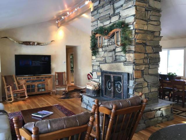 405 Moulton Loop, Jackson, WY 83001 (MLS #18-2094) :: West Group Real Estate