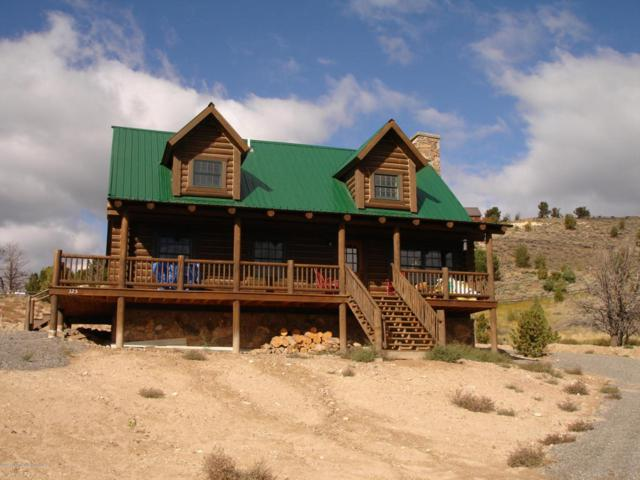125 Soda Springs Drive, Dubois, WY 82513 (MLS #18-213) :: West Group Real Estate