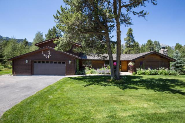3755 N Lake Creek Drive, Wilson, WY 83014 (MLS #18-2162) :: West Group Real Estate