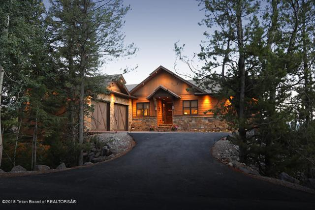 166 Aspen Ridge Trail, Alpine, WY 83128 (MLS #18-2200) :: Sage Realty Group
