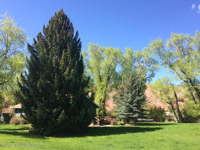 405 Miller Ln, Dubois, WY 82513 (MLS #18-2212) :: Sage Realty Group