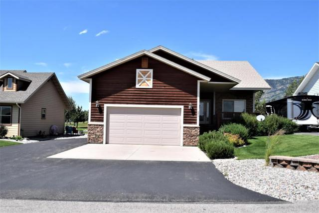 583 Country Club Way, Thayne, WY 83127 (MLS #18-2232) :: Sage Realty Group