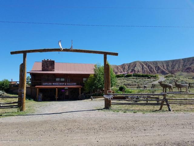 1404 Warm Springs Dr, Dubois, WY 82513 (MLS #18-2252) :: West Group Real Estate