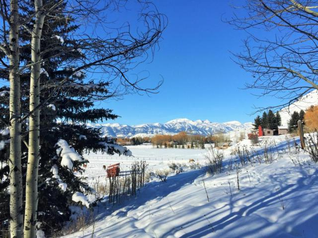 3750 S Meadow Dr, Jackson, WY 83001 (MLS #18-241) :: Sage Realty Group