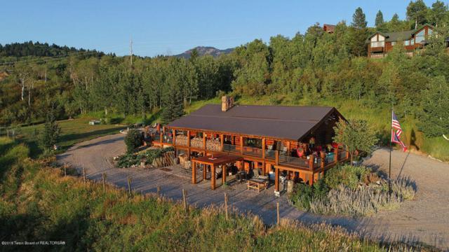 247 Aspen Lane, Alpine, WY 83128 (MLS #18-2413) :: West Group Real Estate