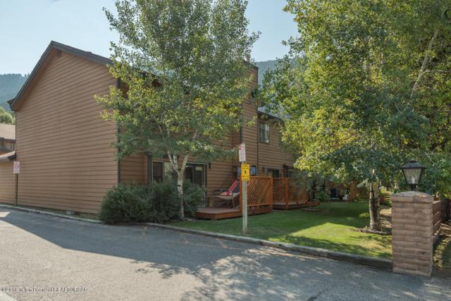 804 Powderhorn Ln E, Jackson, WY 83001 (MLS #18-2442) :: Sage Realty Group