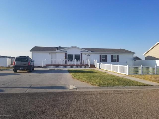 605 Kenneth St, Marbleton, WY 83113 (MLS #18-2458) :: Sage Realty Group