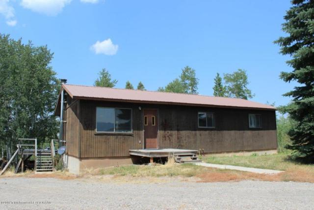 Address Not Published, Thayne, WY 83127 (MLS #18-2459) :: Sage Realty Group