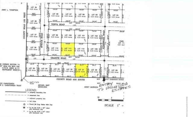 23 DIF LOT Granite Rd, Victor, ID 83455 (MLS #18-2501) :: West Group Real Estate