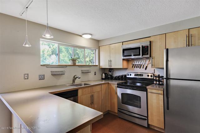 750 Powderhorn Lane #I-3, Jackson, WY 83001 (MLS #18-2509) :: West Group Real Estate