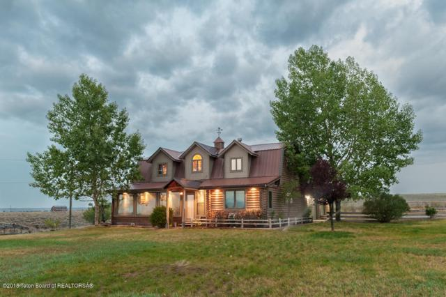 11 W Coyote Trl, Pinedale, WY 82941 (MLS #18-2534) :: West Group Real Estate