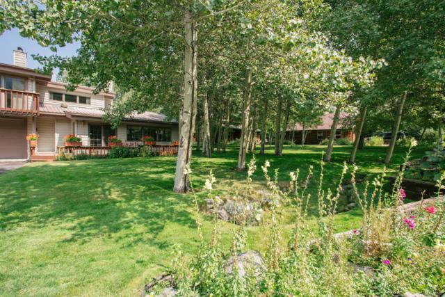 875 Cache Creek Drive, Jackson, WY 83001 (MLS #18-2587) :: Sage Realty Group