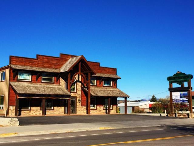 391 N Main, Thayne, WY 83127 (MLS #18-26) :: West Group Real Estate