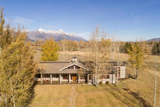 65 Huckleberry Dr, Jackson, WY 83001 (MLS #18-262) :: West Group Real Estate