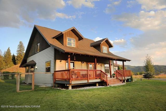 353 Jordan Canyon Rd, Alpine, WY 83128 (MLS #18-2657) :: West Group Real Estate