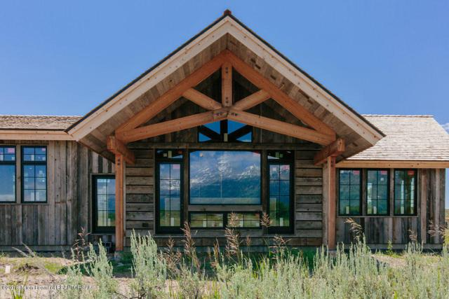 9240 N Avalanche Canyon Rd, Jackson, WY 83001 (MLS #18-2695) :: West Group Real Estate