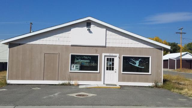 306 Bridger, Pinedale, WY 82941 (MLS #18-2732) :: Sage Realty Group