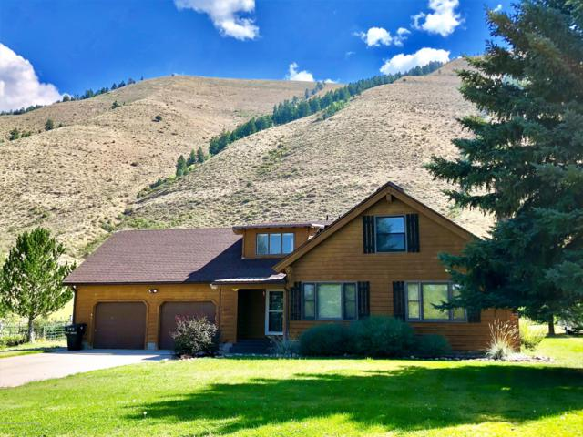 203 Circle Drive, Afton, WY 83110 (MLS #18-2783) :: West Group Real Estate