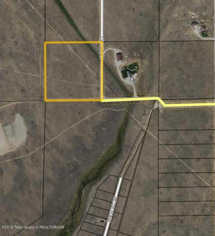 Antelope Hills, Lot 24, Cora, WY 82925 (MLS #18-280) :: Sage Realty Group