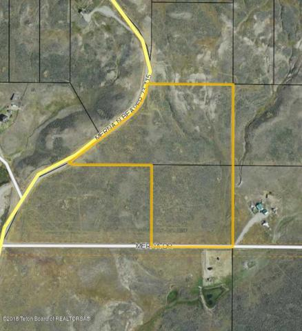 Lot 24 & 25 Jim Bridger Est. 7, Pinedale, WY 82941 (MLS #18-281) :: Sage Realty Group