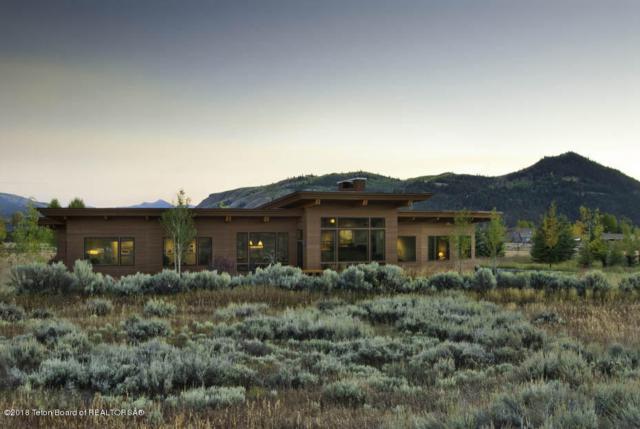 130 Stinnett Dr, Jackson, WY 83001 (MLS #18-2900) :: West Group Real Estate