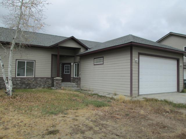 364 Cole Ave, Pinedale, WY 82941 (MLS #18-2929) :: Sage Realty Group