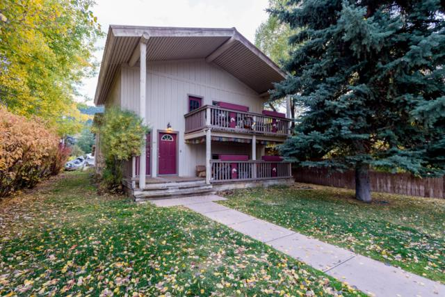 662 E Hansen Ave, Jackson, WY 83001 (MLS #18-2931) :: Sage Realty Group