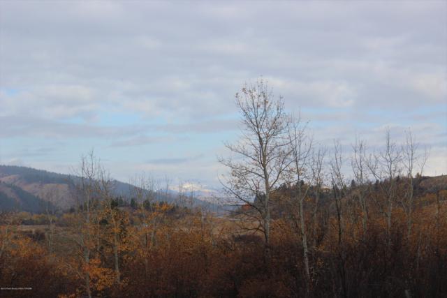LOT 25 Hillside Loop Rd, Thayne, WY 83127 (MLS #18-2944) :: Sage Realty Group