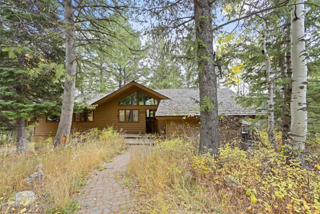 3540 W Curtis Dr., Teton Village, WY 83025 (MLS #18-2960) :: West Group Real Estate
