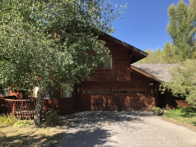 2112 Hidden Ranch Lane, Jackson, WY 83001 (MLS #18-2961) :: Sage Realty Group