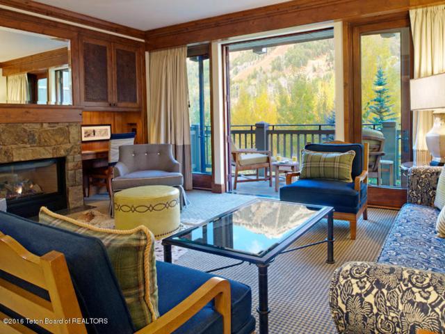 7680 Granite Loop Rd #553, Teton Village, WY 83025 (MLS #18-2970) :: Sage Realty Group