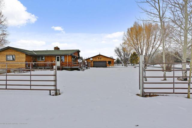 2075 South Park Ranch Rd, Jackson, WY 83001 (MLS #18-300) :: West Group Real Estate