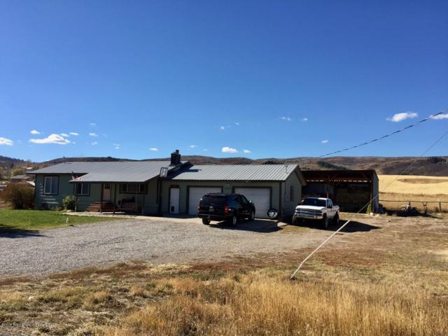 6990 State Highway 238, Afton, WY 83110 (MLS #18-3012) :: Sage Realty Group