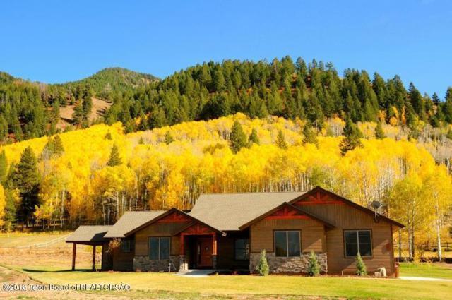 363 Upper Stewart Creek, Etna, WY 83128 (MLS #18-3063) :: Sage Realty Group