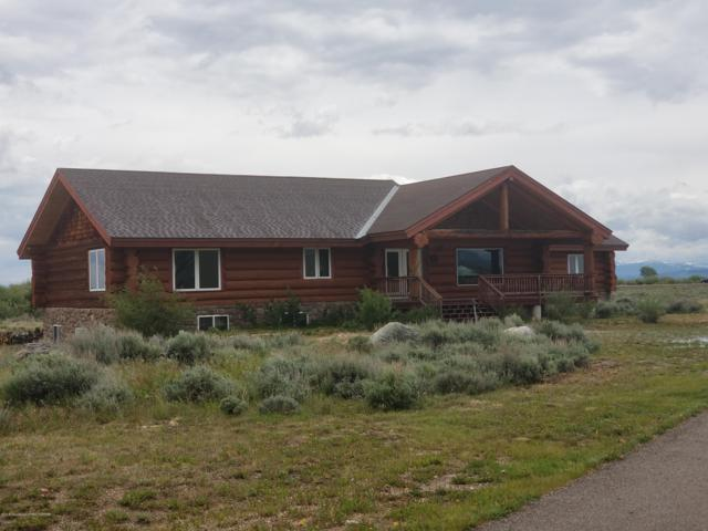 49 Glacier Rd, Pinedale, WY 82941 (MLS #18-3110) :: West Group Real Estate