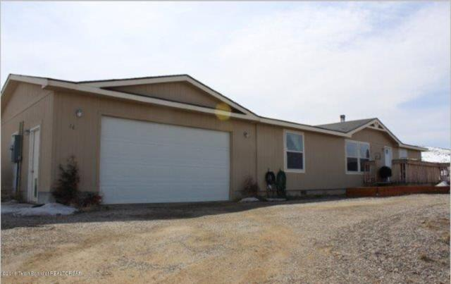 66 Sauk Trl, Boulder, WY 82923 (MLS #18-314) :: Sage Realty Group